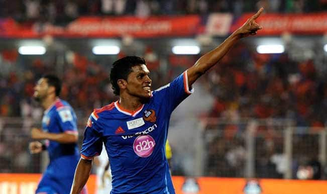 Dempo and FC Goa star Romeo Fernandes joins Brazil's Atletico Paranaense
