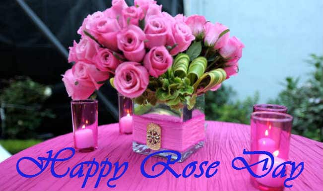 Happy Rose Day: Valentine's week 2015 begins with Rose Day