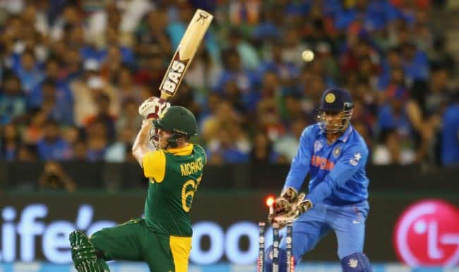 ICC Cricket World Cup 2015: Victory over South Africa shows India's ability to beat any team, claims Albie Morkel