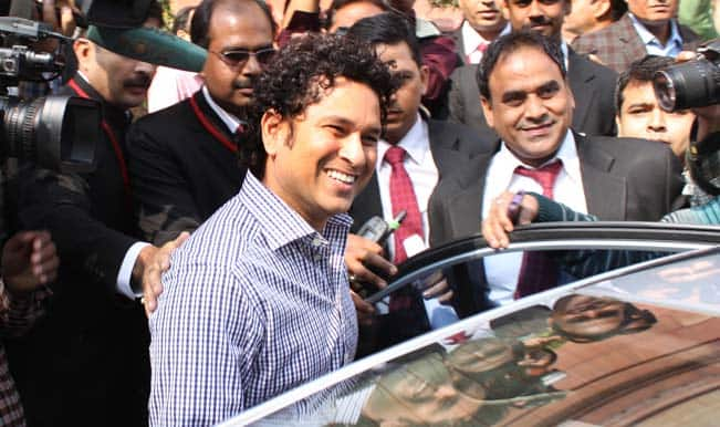 Sachin Tendulkar heaps praise on top Athletes in 35th National Games