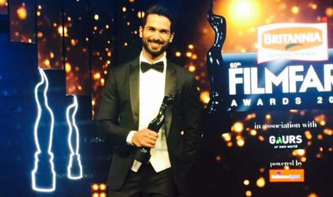 Shahid Kapoor rules Amazon with Haider even before winning Filmfare 2015 Best Actor Award