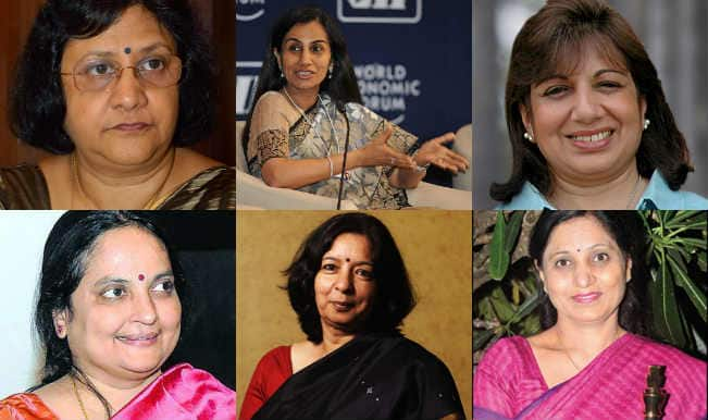 6 Indians among Forbes' 50 'Power Businesswomen'