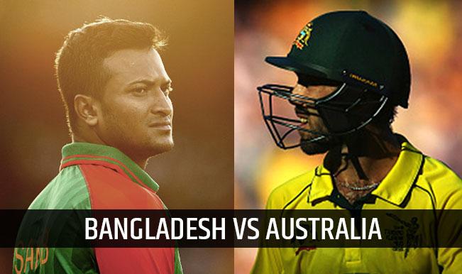 Bangladesh vs Australia, ICC Cricket World Cup 2015: Shakib Al Hasan-Glenn Maxwell among Top 3 Mini Battles to watch out for in BAN vs AUS