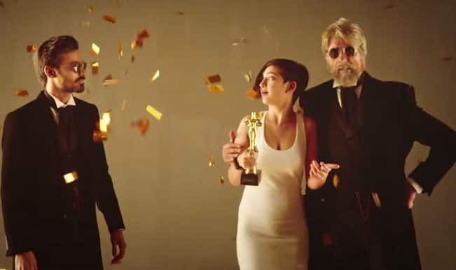 Shamitabh music review: Ilaiyaraaja's odes work in a unique way