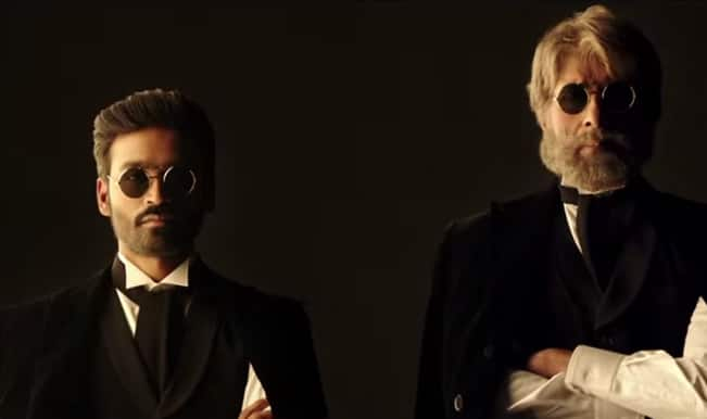 Shamitabh movie review: Amitabh Bachchan's voice is the best feature of an excellent film