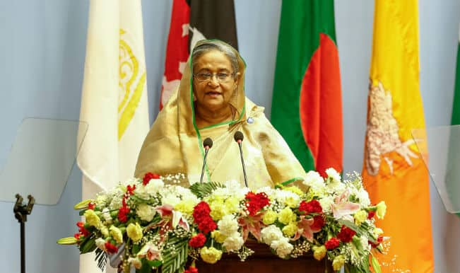 Sheikh Hasina for speedy and harsh punishment of arsonists
