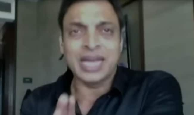 ICC Cricket World Cup 2015: Shoaib Akhtar blasts Misbah-ul-Haq and Waqar Younis for Pakistan's poor show – Watch Video