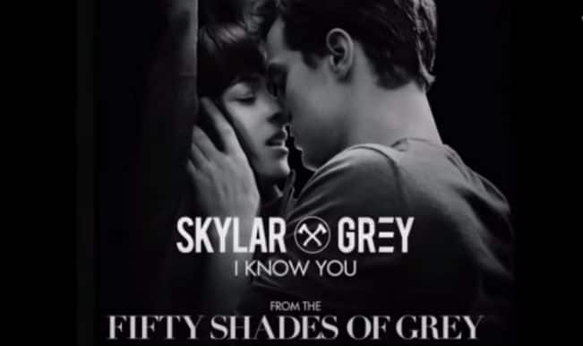 Fifty Shades of Grey: Listen to the new soothing track 'I Know You' by Skylar Grey