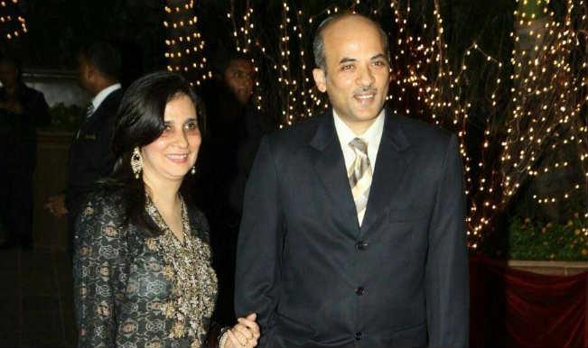 Nitin Desai's daughter assists Sooraj Barjatya