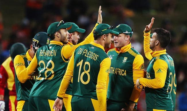 India vs South Africa, ICC Cricket World Cup 2015: Jonty Rhodes backs SA to maintain winning streak