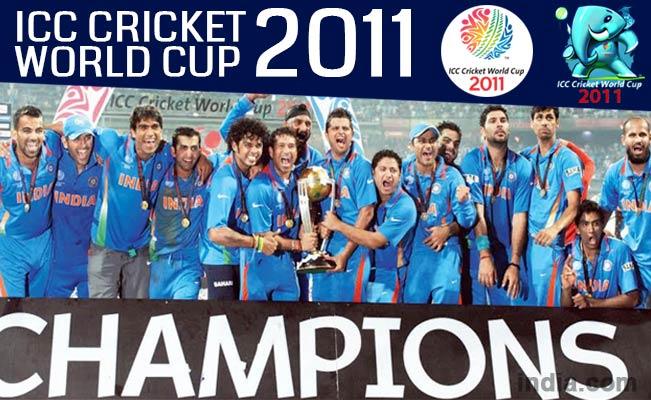 ICC Cricket World Cup 2011: Sachin Tendulkar tastes maiden World Cup triumph!