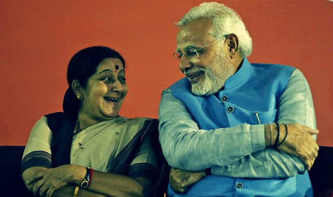 India-China Relations: PM Narendra Modi to visit China before May 26, says External Affairs Minister Sushma Swaraj