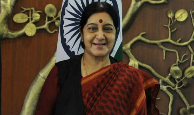 India witnessing an unprecedented resurgence of interest: Sushma Swaraj