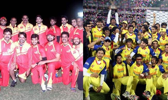 Watch Free Live Streaming and Telecast of Telugu Warriors vs Chennai Rhinos Celebrity Cricket League (CCL) 5 Final