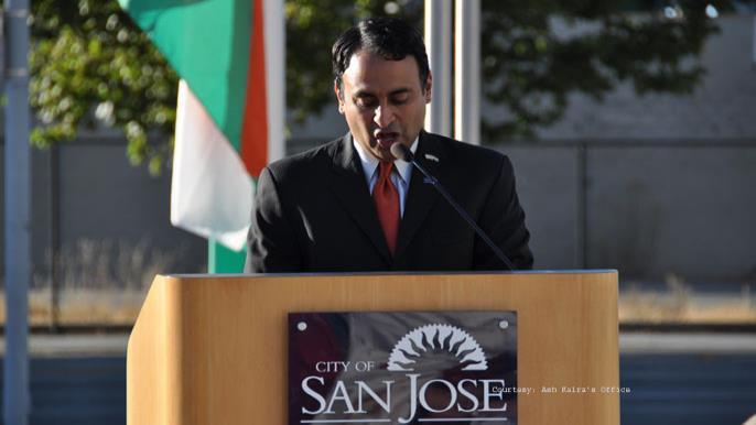San Jose Councilman Ash Kalra to Announce Candidacy for California Assembly