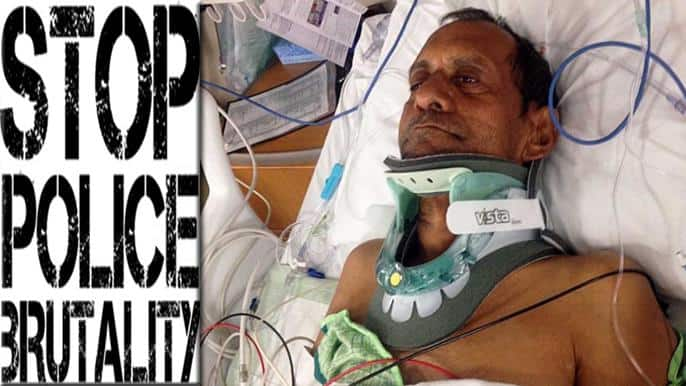 Indian Community Joins Forces for Alabama Police Brutality Victim