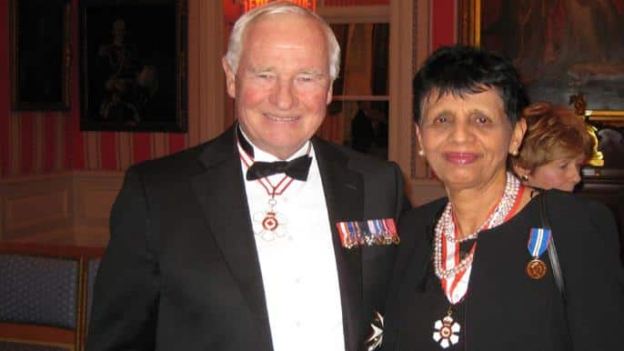 Dr. Veena Rawat Receives Order of Canada, Called 'Trailblazer for Women'