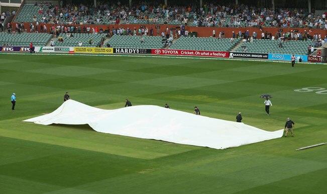 विश्व कप : बारिश के कारण आस्ट्रेलिया-बांग्लादेश मैच रद्द, दोनों टीमों को १-१ पॉइंट