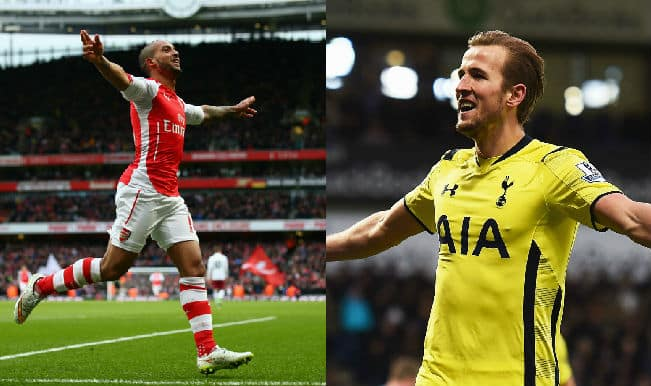 Arsenal vs Tottenham Hotspur Live Streaming and Score: Watch Live Telecast Online of Barclays Premier League 2014-15 Match
