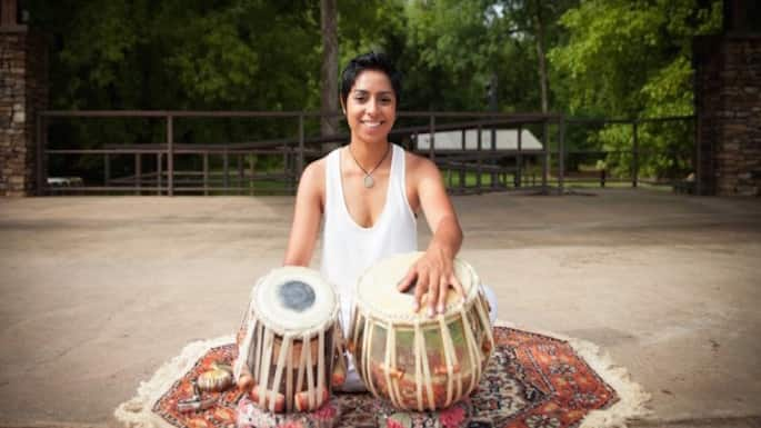 Brown Girl of the Month Lalita Balakrishnan: Tabla Player and LGBTQ Activist