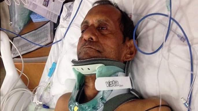 Indian Grandfather Paralyzed by Police for Looking Like a 'Skinny Black Guy'