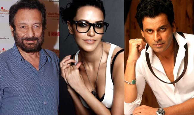 Delhi Assembly Elections 2015: Neha Dhupia, Shekhar Kapur and Manoj Bajpayee urge people to vote!