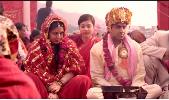 Dum Laga Ke Haisha song Sunder Susheel: Ayushmann Khurrana and Bhumi Pednekar, B-town's next cute couple?