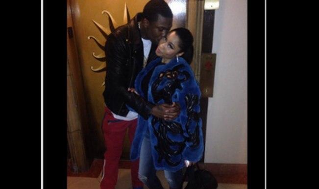Nicki Minaj, Meek Mill go public with their romance