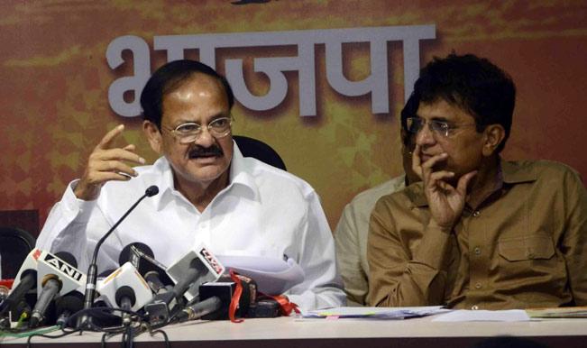 Narendra Modi has no role in Bihar political crisis: M Venkaiah Naidu