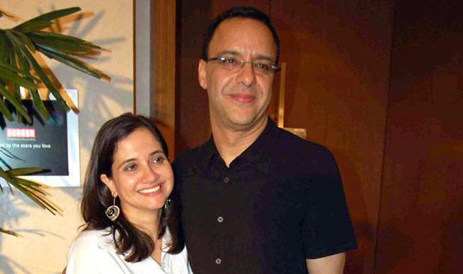 Vidhu Vinod Chopra, wife Anupama Chopra and son Agni Dev Chopra down with Swine Flu