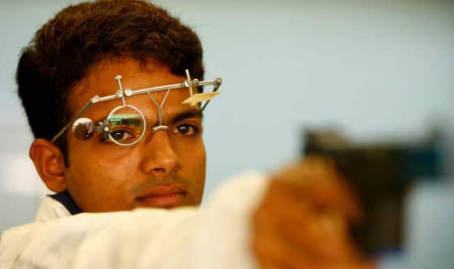 35th National Games: Olympian Vijay Kumar, CWG 2014 champion Satish Sivalingam bags gold