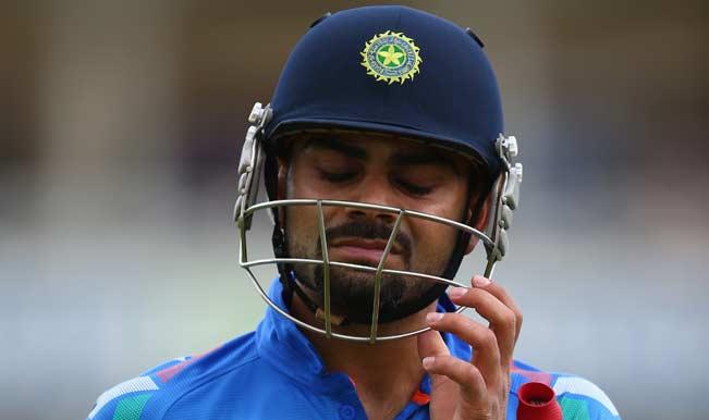 India vs Australia ICC Cricket World Cup 2015 Warm-up Match 1 Video Highlights: Virat Kohli OUT