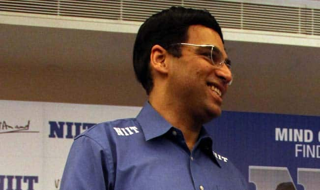 Grenke Chess Classic: Viswanathan Anand condemns David Baramidze to last spot with 65-move win