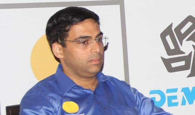 Grenke Chess Classic: Viswanathan Anand finishes seventh after loss to Micahel Adams; Magnus Carlsen triumphs