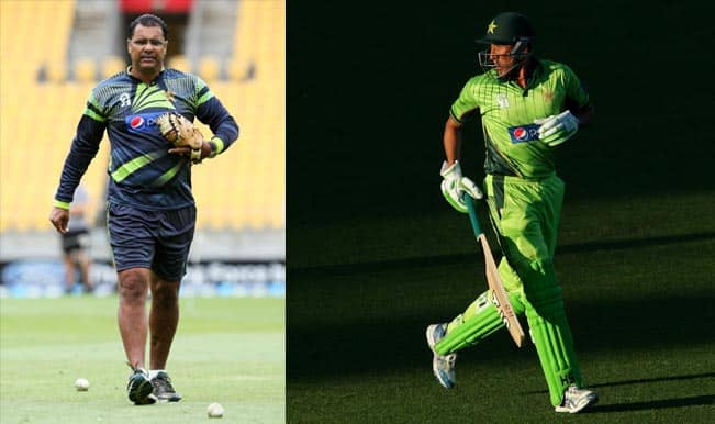 Mohammed Hafeez alleges Moin Khan, Waqar Younis running campaign against Misbah-ul-Haq