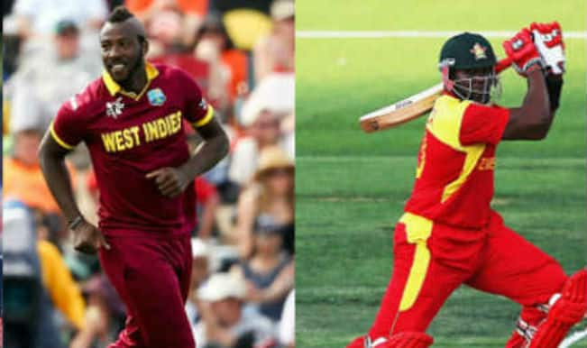 West Indies vs Zimbabwe, 2015 Cricket World Cup Group B, Match 15: 5 Key Players to watch out for in WI vs ZIM