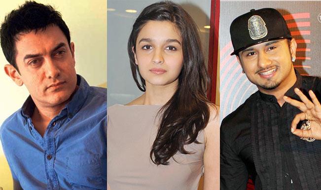 Aamir Khan, Alia Bhatt and Yo Yo Honey Singh: Star birthdays get secretive!