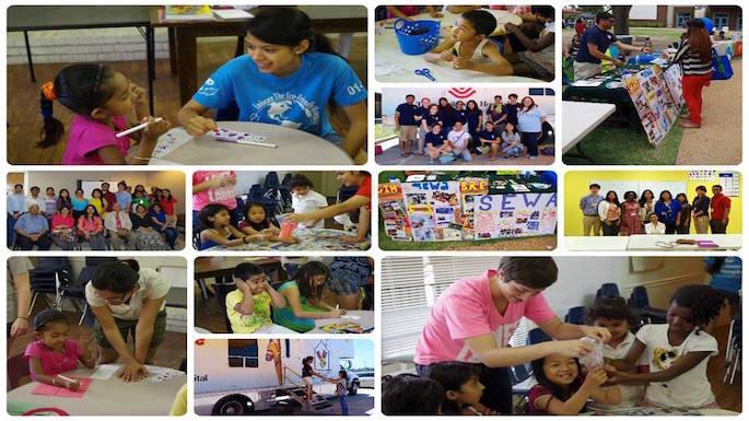Sewa International Launches 2015 Yuva for Sewa Summer Internship in India