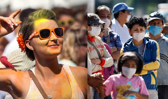 Swine Flu alert for Holi 2015: How to protect yourself from H1N1 this Holi