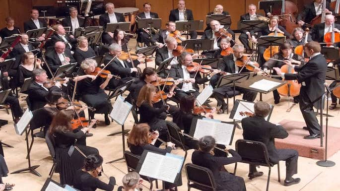 Chicago Philharmonic Orchestra Launches In-School Mentorship Program