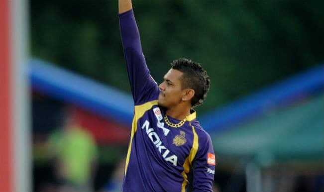 Shah Rukh Khan's KKR might not participate in IPL 8 if Sunil Narine is not cleared!