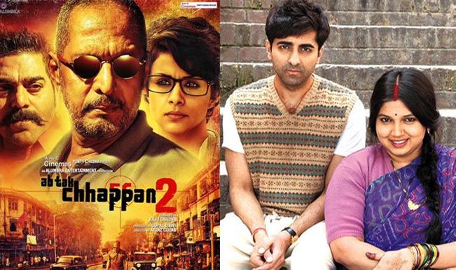 Box office report: Dum Laga Ke Haisha races past Ab Tak Chappan 2 with Rs 6 crore!