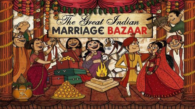 the great indian marriage bazaar