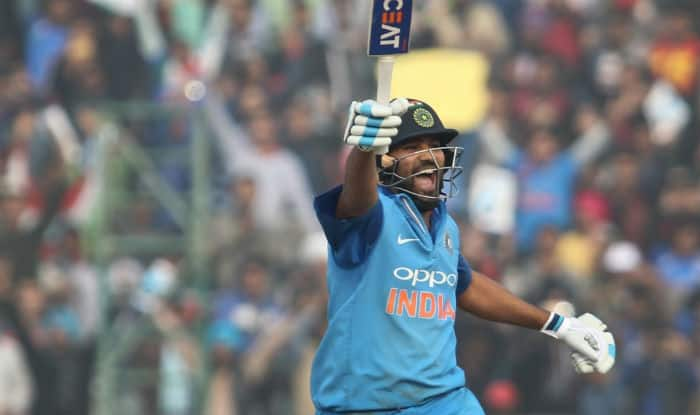 India's Rohit has the right stuff for limited-overs game