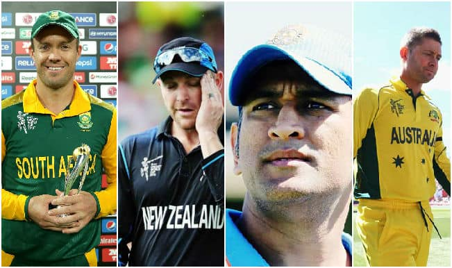 2015 ICC Cricket World Cup Semi-Final Schedule: Time Table, Fixture & Venue Details of CWC 15 SF Matches