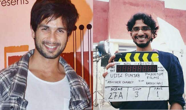 Udta Punjab takes flight, Shahid Kapoor wants luck