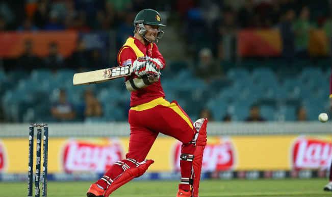 IRE beat ZIM by 5 runs | Live Cricket Score Zimbabwe vs Ireland Ball by Ball Updates, ICC Cricket World Cup 2015 Match 30: Ed Joyce adjudged Man of the Match