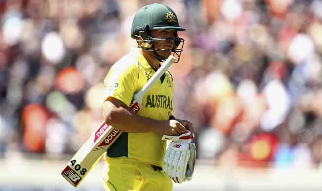 Aaron Finch OUT! Australia vs Sri Lanka, ICC Cricket World Cup 2015 – Watch Full Video Highlights of the wicket