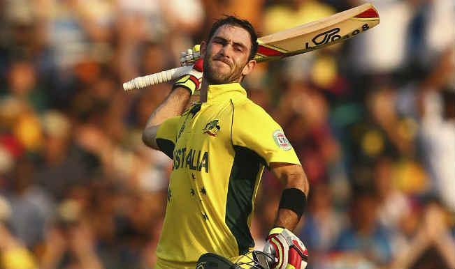 Australia vs Sri Lanka, 2015 Cricket World Cup: Glenn Maxwell's maiden ton & other highlights of AUS innings