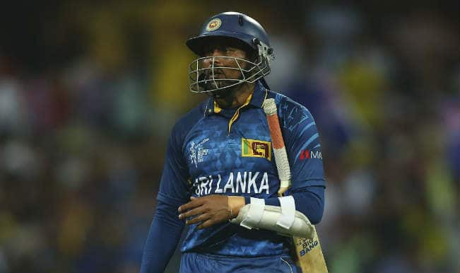 Tillakaratne Dilshan OUT! Australia vs Sri Lanka, ICC Cricket World Cup 2015 – Watch Full Video Highlights of the wicket